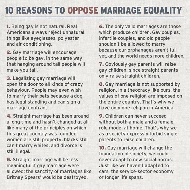 10 razones...
