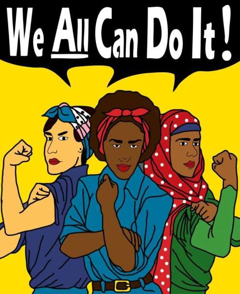De toda raza, de todo credo, de toda nacionalidad.