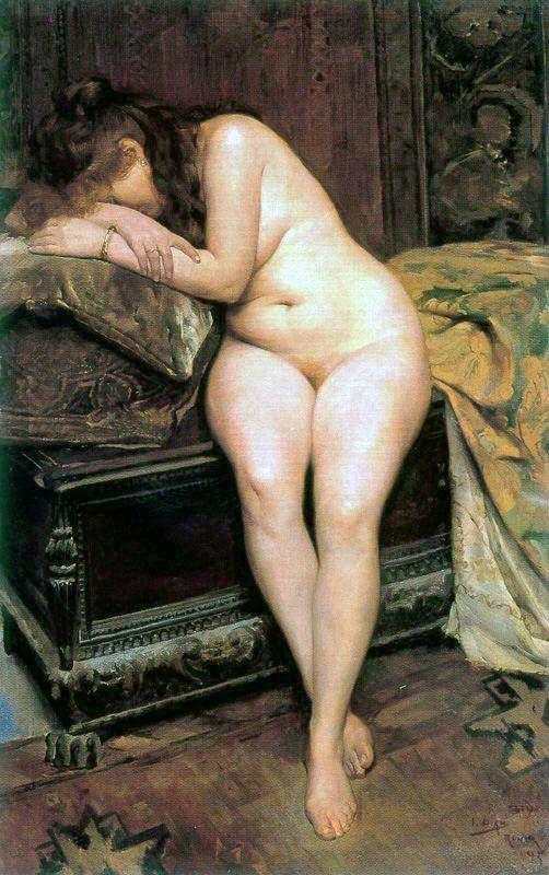 """""""Corazón roto"""", del año 1895 y de mano de Ignacio Diaz Olano."""