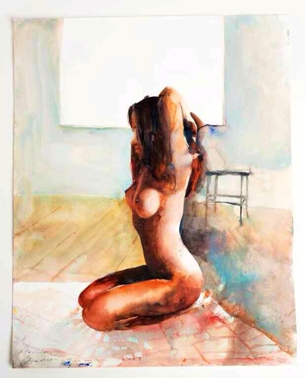 Otra  pieza de Stephen Scott Young.