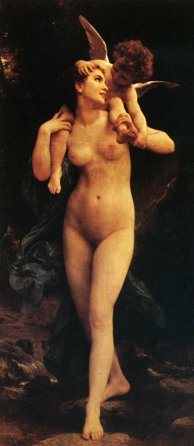 """""""Venus y Cupido"""""""