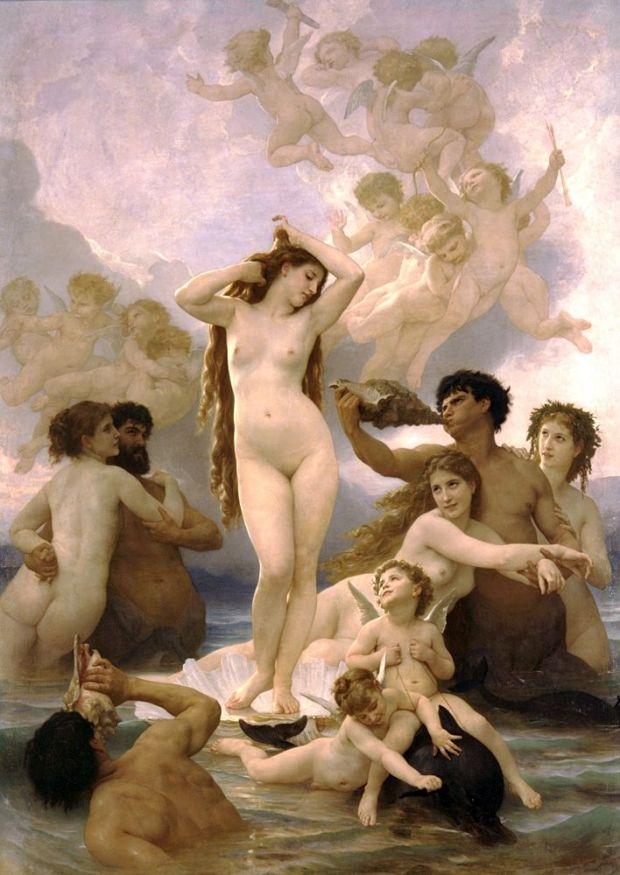 """""""El Nacimiento de Venus"""""""