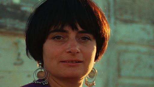 Agnès en su juventud